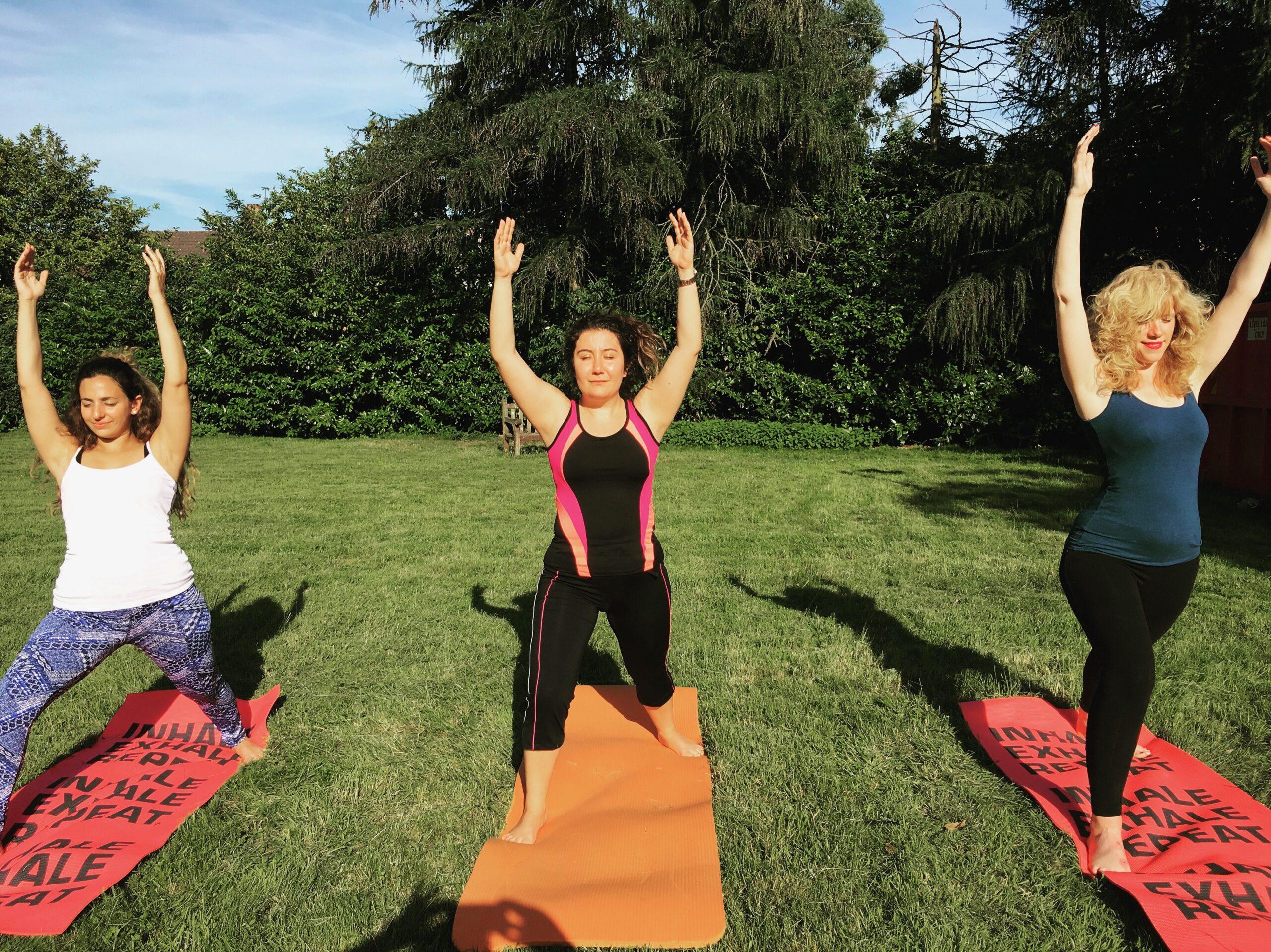 yoga with Lisa